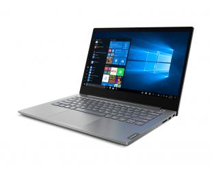 """Nešiojamas kompiuteris Lenovo ThinkBook 14 IIL Mineral Grey 14"""" i5-1035G1 8GB 256GB SSD Intel UHD DOS"""