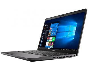 "Nešiojamas kompiuteris Dell Latitude 5501 Black 15.6"" FHD i5-9400H 16GB 512GB SSD Intel UHD Windows 10 Pro"