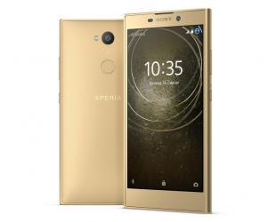 "Mobilusis telefonas Sony Xperia L2 H4311 Gold 5.5"" 32GB"