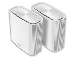 Maršrutizatorius Asus ZenWiFi XT8 (W-2-PK) 802.11ax, 10/100/1000 Mbit/s, Ethernet LAN (RJ-45) ports 3, Mesh Support Yes, 3G/4G data sharing, Antenna type Internal