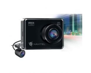 Vaizdo registratorius Navitel Dual GPS Video Recorder R700 Yes