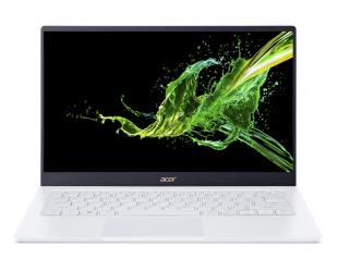 """Nešiojamas kompiuteris Acer Swift 5 SF514-54T-5412 White 14"""" i5-1035G1 8GB 256GB SSD Intel UHD Windows 10"""