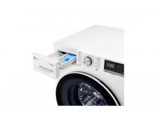 Skalbimo mašina LG F4DN409N0, 56 cm gylio