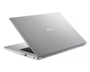 "Nešiojamas kompiuteris Acer Aspire 5 A514-53-390N Silver 14"" FHD i3-1005G1 4GB 256GB SSD Windows 10"