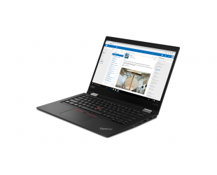 "Nešiojamas kompiuteris Lenovo ThinkPad X390 Yoga Black LTE 13.3"" IPS TOUCH i5-8265U 16GB 256GB SSD Intel UHD Windows 10 Pro"
