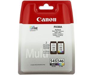 Rašalo kasetė Ink Canon PG-545/ CL-546 CMYK 180puslapių OEM
