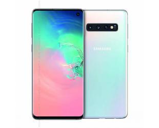 "Mobilusis telefonas Samsung Galaxy S10 Dual SIM Prism White 6.1"" 128GB"