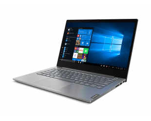"Nešiojamas kompiuteris Lenovo ThinkBook 14 IIL Mineral Grey 14"" IPS i5-1035G4 8GB 256GB SSD Intel Iris Plus Windows 10 Pro"
