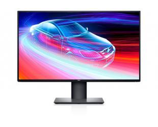 """Monitorius Dell UltraSharp U2720Q 27"""", IPS, 4K, 3840 x 2160 pixels, 16:9, 5 ms, 350 cd/m², Black, Warranty 60 month(s), 1 x HDMI, 1 x DP HDCP 2.2, 2 x USB-C, 3 x USB 3.0"""