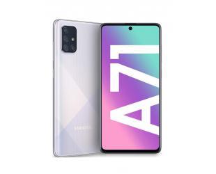 "Mobilusis telefonas Samsung Galaxy A71 A715 Silver 6.7"" 128GB Dual SIM"