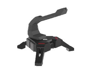 Laikiklis pelei Genesis Mouse Bungee Vanad 200 Gaming, Black