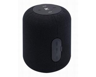 Kolonėlės Gembird SPK-BT-15-BK Portable Bluetooth speaker, Wireless, 5 W, 1200 mAh, Black