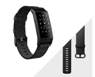 Išmanusis laikrodis Fitbit Charge 4, GPS