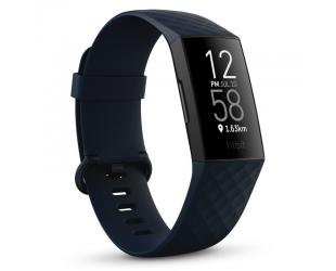 Išmanusis laikrodis Fitbit Charge 4 es Blue/Black