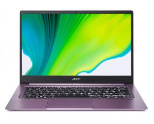 """Nešiojamas kompiuteris Acer Swift 3 SF314-42-R9NN Purple 14"""" Ryzen 3 4300U 8GB 256GB SSD Windows 10"""