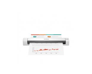 Skeneris Brother DS-640 Sheet-fed, Portable Document Scanner