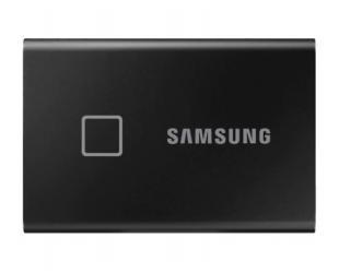 Išorinis diskas Samsung T7 1000GB, su pirštų anstpaudų skaitytuvu