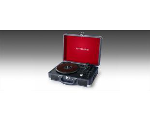 Patefonas Muse Stereo System MT-103 DB, USB