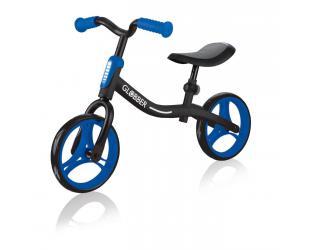 Paspirtukas GLOBBER Balance Bike Go Bike black/blue, 610-130