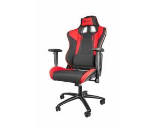 Žaidimų kėdė GENESIS Nitro 770 Black/Red