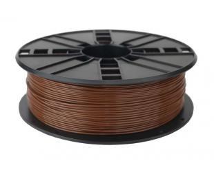 Flashforge PLA filament 1.75 mm diameter, 1kg/spool, Brown