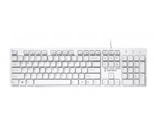 Klaviatūra Gembird KB-MCH-03-W EN, laidinė