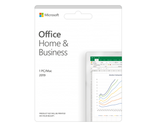 Programinė įranga Microsoft Office Home and Business 2019 T5D-03309 One-time purchase, Estonian, Medialess, P6