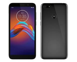 "Mobilusis telefonas Motorola Moto E6 play Black 5.5"" 32GB Single SIM"