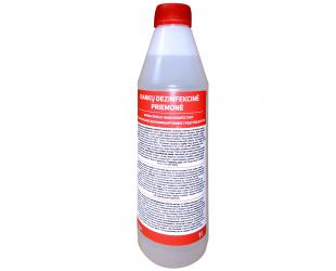 Rankų dezinfekcinis skystis AQM, biocidinis, be alkoholio, 1 Ltr.