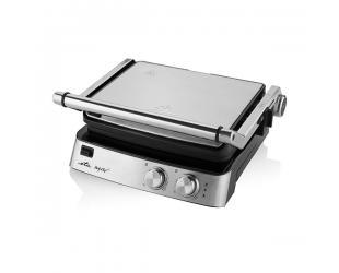 Elektrinis grilis ETA Grill ETA515590000 Party Chef Contact, 2000 W, Stainless steel