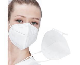 Veido kaukė (respiratorius) Kewei KN95 FFP2, 1 vnt