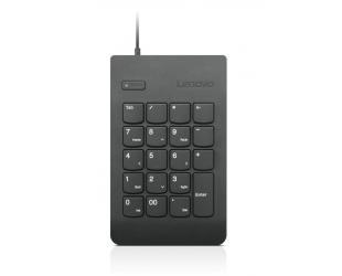 Skaičių klaviatūra Lenovo USB Numeric Keypad Gen II Black