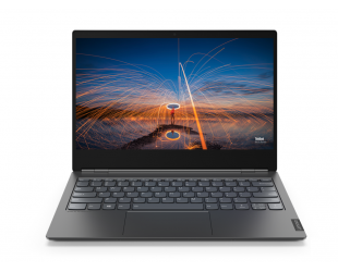 "Nešiojamas kompiuteris Lenovo ThinkBook Plus IML Iron Grey 13.3"" Touch IPS i5-10210U 8GB 256GB SSD Intel UHD Windows 10 Pro"