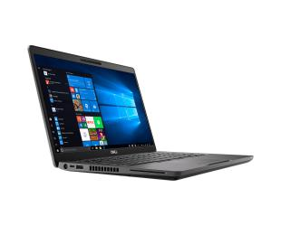 "Nešiojamas kompiuteris Dell Latitude 5400 Black 14"" i5-8265U 8GB 256GB SSD Intel UHD Windows 10 Pro"