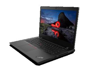 """Nešiojamas kompiuteris Lenovo ThinkPad L14 14"""" Ryzen 5 4500U 8GB 256GB SSD Windows 10 Pro"""