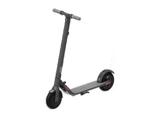 "Elektrinis paspirtukas Segway Ninebot KickScooter E25E  9"", Dark Grey"