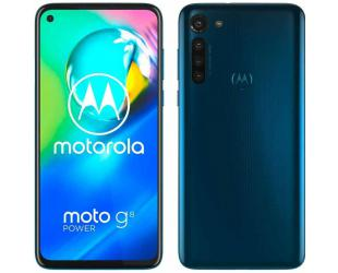 "Mobilusis telefonas Motorola Moto G8 Power Blue 6.4"" 64GB Dual SIM"