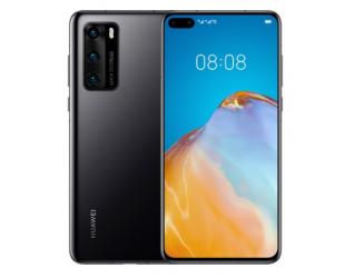 "Mobilusis telefonas Huawei P40 Black 6.1"" 128GB Dual SIM"