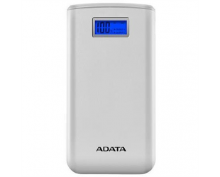Išorinė baterija (power bank) ADATA AS20000D-DGT-CWH 20000 mAh