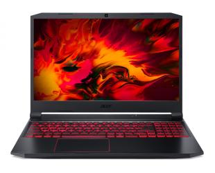 """Nešiojamas kompiuteris Acer Nitro 5 AN515-44-R2SH Black 15.6"""" Ryzen 7 4800H 8GB 512GB SSD NVIDIA GeForce GTX 1650 4GB Linux"""