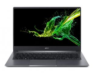 """Nešiojamas kompiuteris Acer Swift 3 SF314-57-58HV Steel Gray 14"""" i5-1035G1 8GB 256GB SSD Intel UHD Windows 10"""