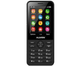 Mobilusis telefonas Allview M11 Luna Black