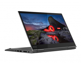 "Nešiojamas kompiuteris Lenovo ThinkPad X1 Yoga (Gen 5) Iron Grey 14"" i5-10210U 16GB 256GB SSD 4G LTE Intel UHD Windows 10 Pro"