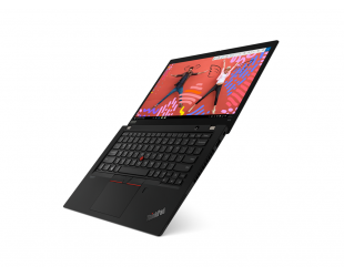 "Nešiojamas kompiuteris Lenovo ThinkPad X13 Yoga (Gen 1) Black 13.3"" i7-10510U 16GB 512GB SSD 4G LTE Intel UHD Windows 10 Pro"