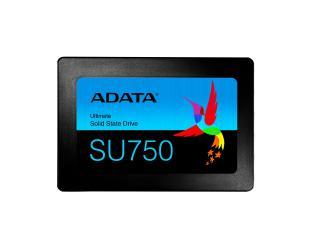"SSD diskas ADATA Ultimate SU750 1000 GB, SSD form factor 2.5"", SSD interface SATA, Write speed 520 MB/s, Read speed 550 MB/s"
