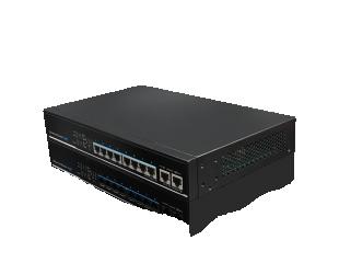 Komutatorius (Switch) Utepo SF10P-HM Unmanaged