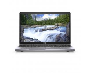 """Nešiojamas kompiuteris Dell Latitude 5511 15.6"""" i7-10850H 16GB 512GB SSD NVIDIA GF MX250 Windows 10 Pro"""