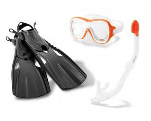 Intex Wave Rider Sports Swim Set 55658 Black/Orange