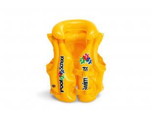 Intex Deluxe Swim Vest Pool School 58660EU Yellow