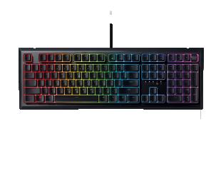 Žaidimų klaviatūra Razer Ornata V2